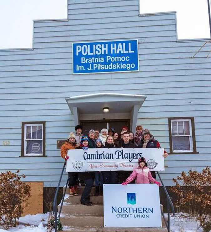 Cambrian Players has a permanent home  Lake Superior News