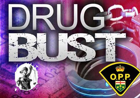 OPP Syrian Refugees Fentanyl Bust    Lake Superior News