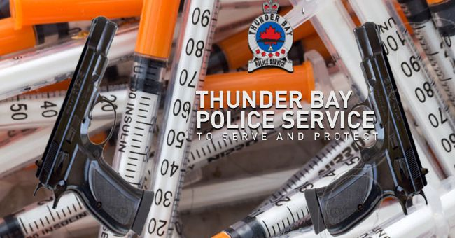 Thunder Police Guns and Gangs Lake Superior News