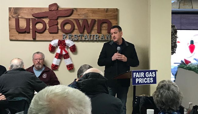 Greg Rickford on High Gas Prices in Northwestern Ontario