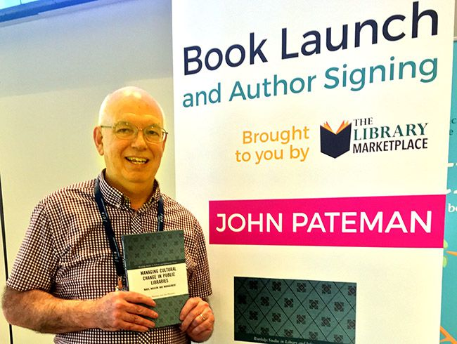 John Pateman Celebrate Book Launch  Lake Superior News