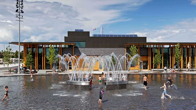 Prince Arthur's Landing Splash Pad Opens this weekend  Lake Superior News