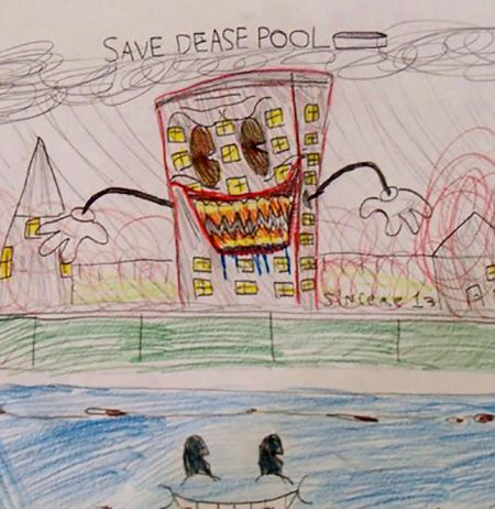 Renew Dease Pool Rally  Lake Superior News