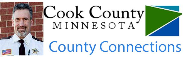 COUNTY CONNECTIONS  Sheriff Pat Eliasen  Lake Superior News