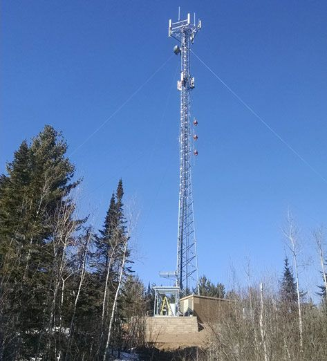 Grand Portage Cell Tower