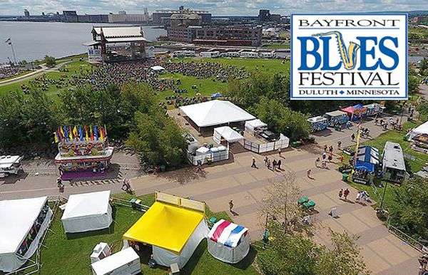 31st ANNUAL BAYFRONT BLUES FESTIVAL  Lake Superior News