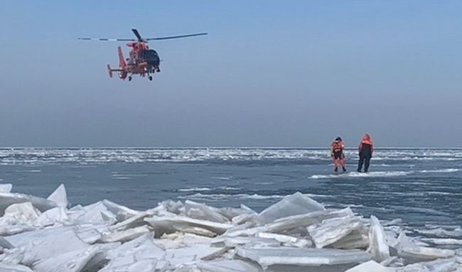 Lake Erie  Rescue  Lake Superior News