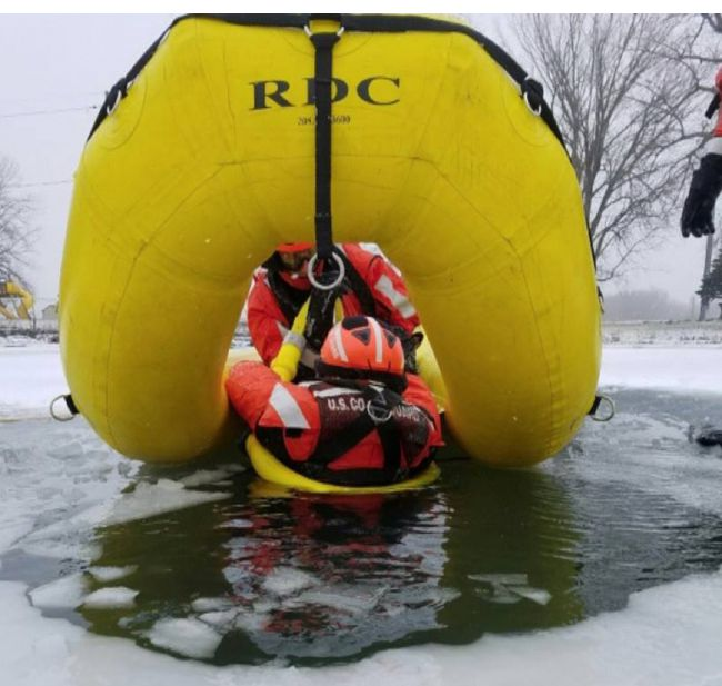USCG Rescure 35 People Duluth   Lake Superior News