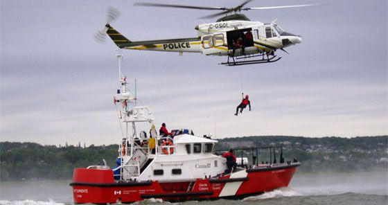 Marine Security Enforcement Team  Lake Superior News