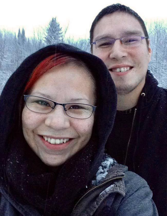 Patrick James Menson & 32 year old Ashley Marie Potson   Lake Superior News