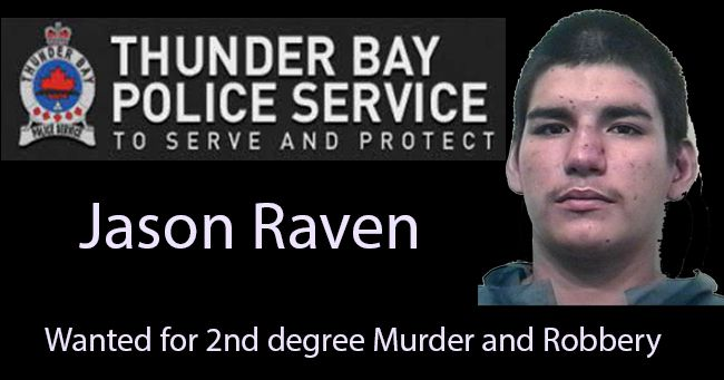 Janson Raven Want for 2nd Degree Murder Lake Superior News