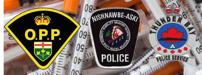 OPP, NAN and Thunder Bay Police  Drug Arrests      Lake Superior News