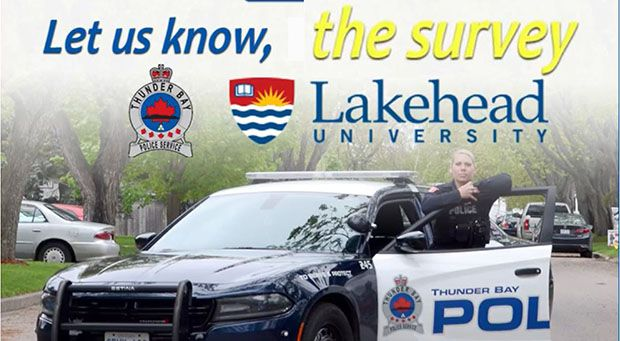 Thunder Bay Police Services' Citizen Satisfaction Survey 2018  Lake Superior News