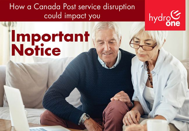 Canada Postal Strike   Lake Superior News