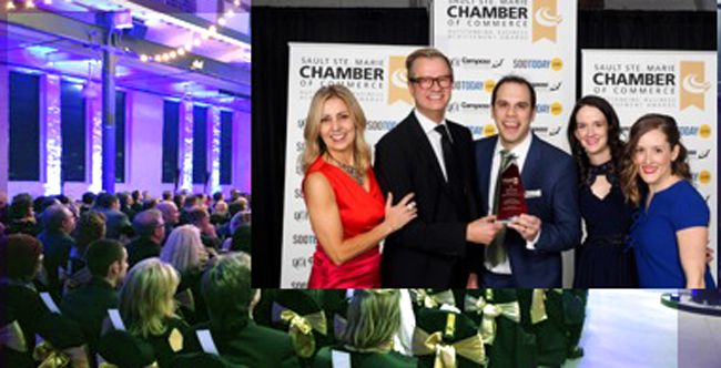 Soo Chamber Business Awards   Lake Superior News