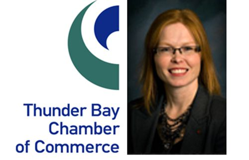 Thunder Bay Chamber of Comerce  Charla Robinson   ~ Lake Superior News