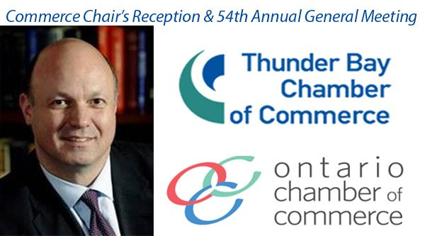 John Capobianco Ontario Chamber of Commerce    Lake Superior News