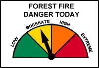Ontario Fire Danger High  Lake Superior News