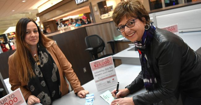 Holiday Cash Up for Grabs TBHSC  Lake Superior News