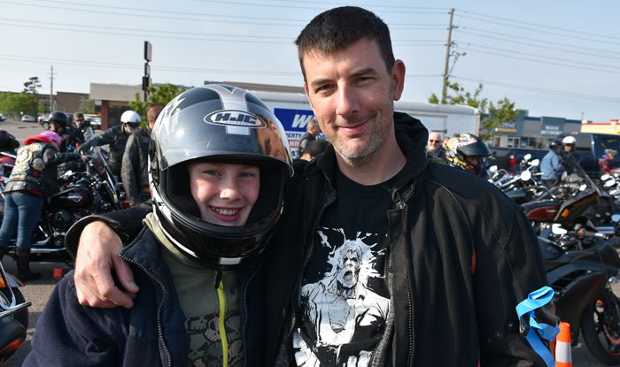 Ride For Dad  Fighting Prostate Cancer, One Ride at a Time Lake Superior News