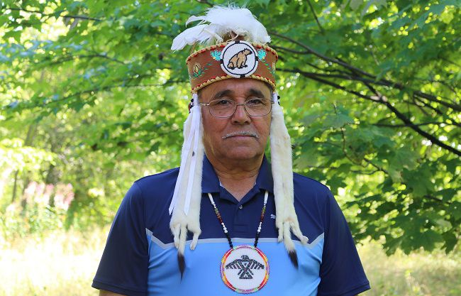 Regional Deputy Grand Council Chief Ed Wawia  Lake Superior News