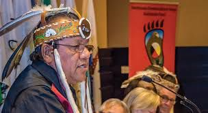 len Hare new Anishinabek Nation Grand Council Chief  Lake Superior News