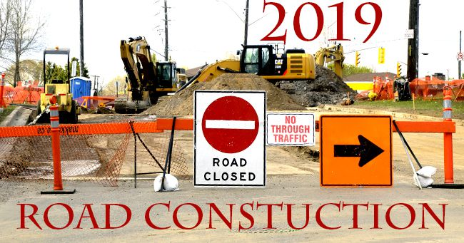 City of Thunder Bay Road Construction