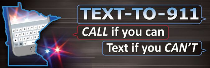 Minnesota Text 911   Lake Superior News