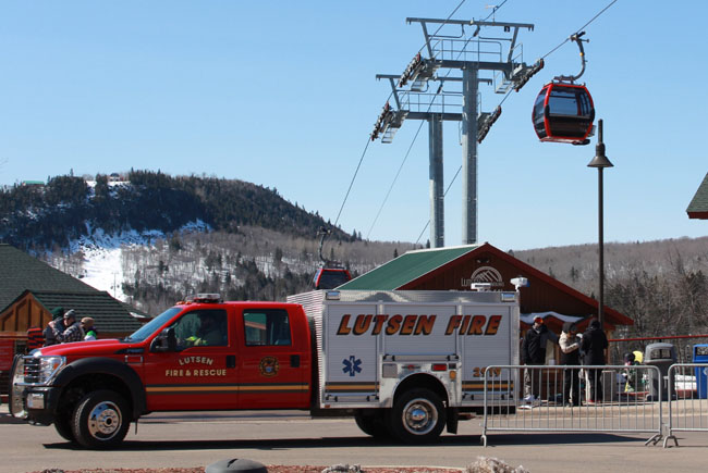 Lutsen Fire Rescue  Lake Superior News