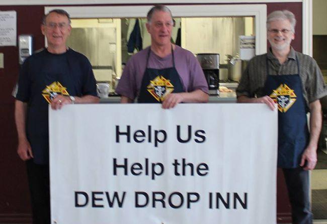Dew Drop In  Lake Superior News