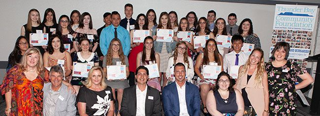 Thunder-Bay-Foundation-awards-Scholarships Lake Superior News