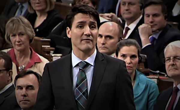 Trudeau Approval Rating  Lake Superior News