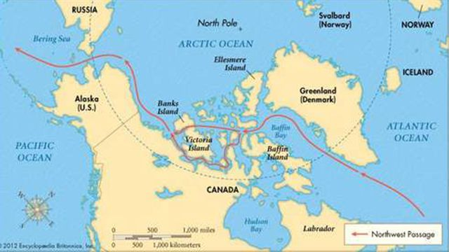 Northwest Passage  Lake Superior News