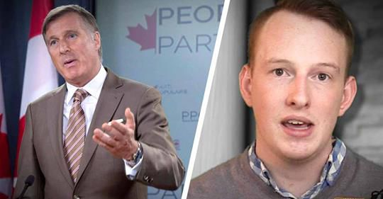 Maxime Bernier hires former anti-oil sands activist   Lake Superior News