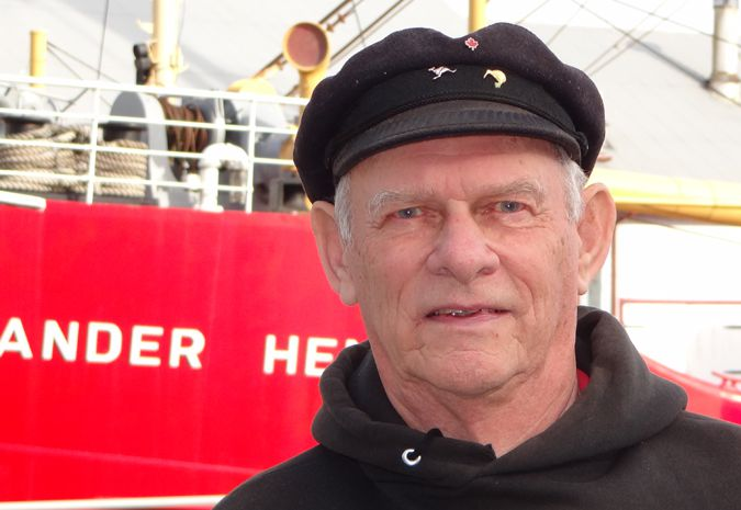 Captain Patrick R. M. Toomey, Canadian Coast Guard (retired).  Lake Superior News