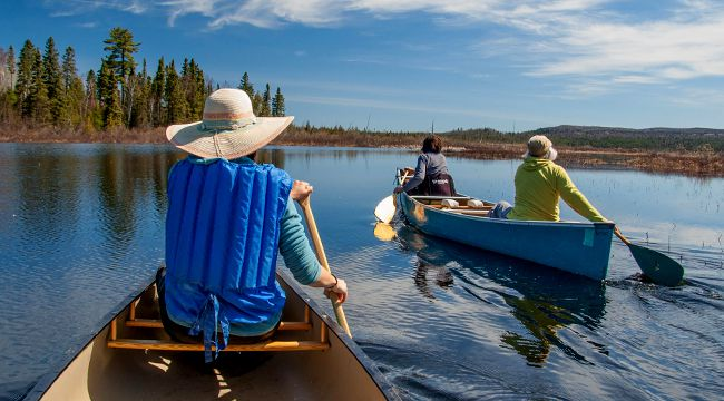 Mindful Paddles at Points Unknown  Lake Superior News