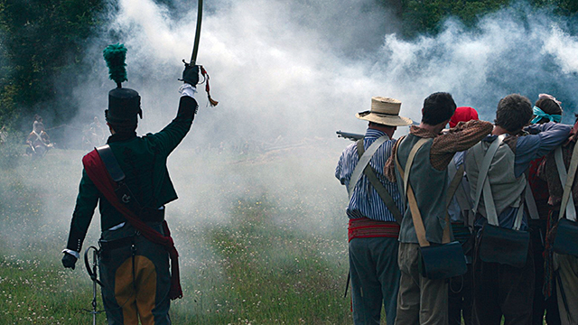 FORT WILLIAM HISTORICAL PARK'S BATTLE OF FORT WILLIAM  Lake Superior News