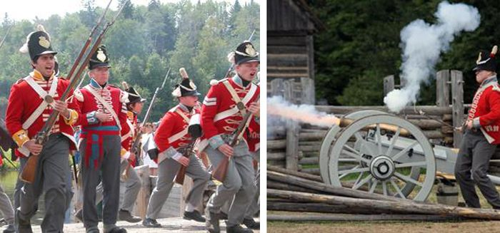 FORT WILLIAM HISTORICAL PARK'S BATTLE OF FORT WILLIAM