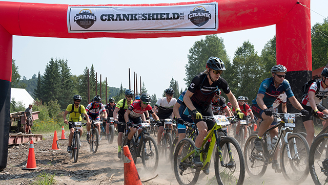 Crank the Shield cycling race returning to Sault Ste. Marie  Lake Superior News