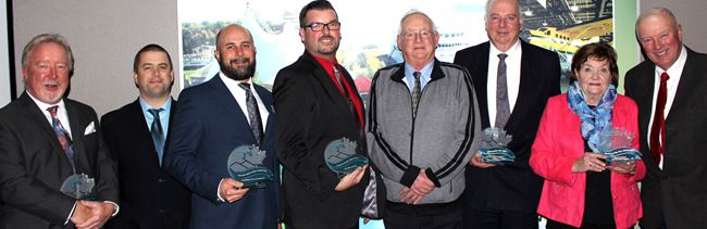 The 2018 Tourism Sault Ste. Marie Award winners  Lake Superior News
