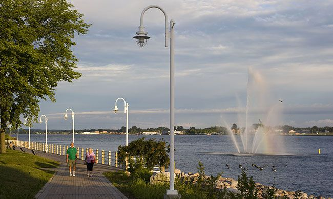 Board Walk Sault Ste Marie Tourism  Lake Superior News