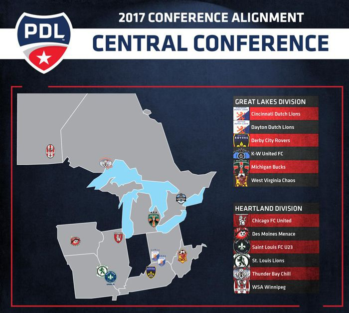 Hearty Land Premier Development League Soccer  Lake Superior News
