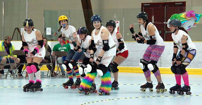 Thunder Bay Roller Derby  Lake Superior News