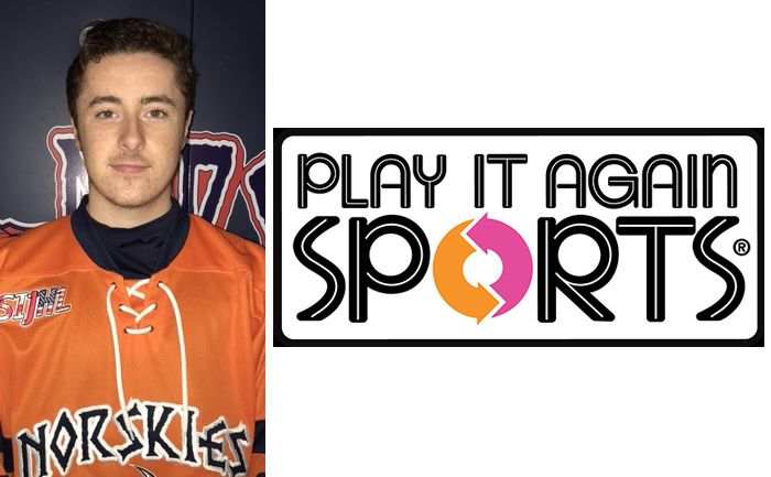 Norskies' Brock Lefebvre  Player of the Week   Lake Superior News