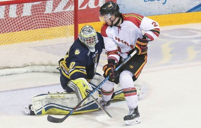 Lu Thunderwolves Hockey   Lake Superior News