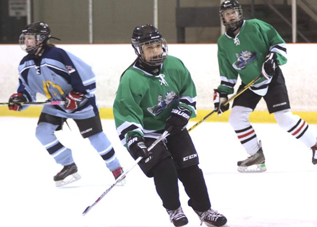 Midget TBay Bears vs Lake of Woods the Boiiis   Lake Superior News