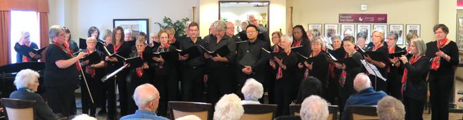 "Lakehead Choral Group  ""Spirit of Christmas Concert""  Lake Superior News"