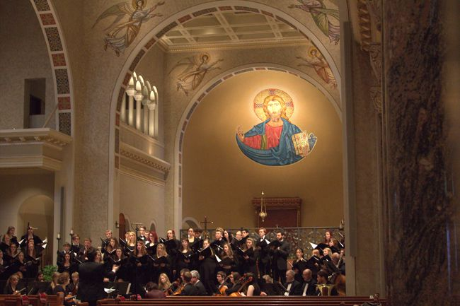 'Season of Song' concerts at Cathedral of Christ the King  Lake Superior News