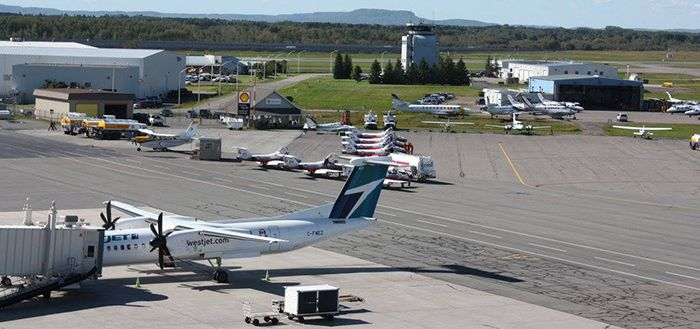 Thunder Bay Airport   Lake Superior News