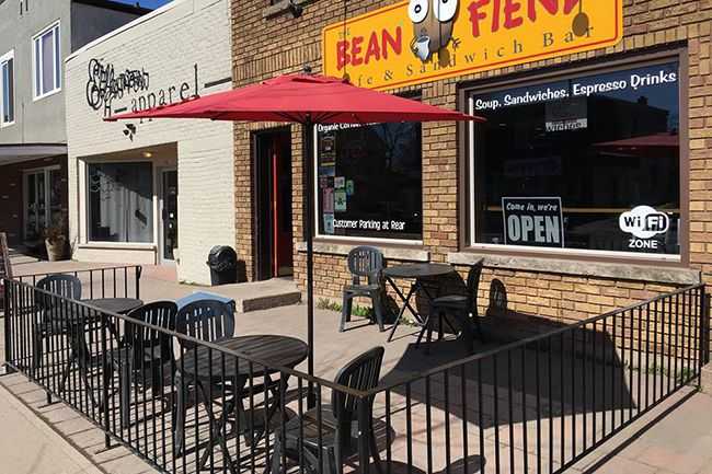 Bean Fien Algoma Street  Lake Superior News
